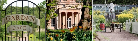Boath House is of particular interest to garden enthusiasts.
