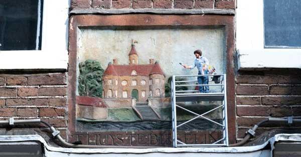 Streetart Franky