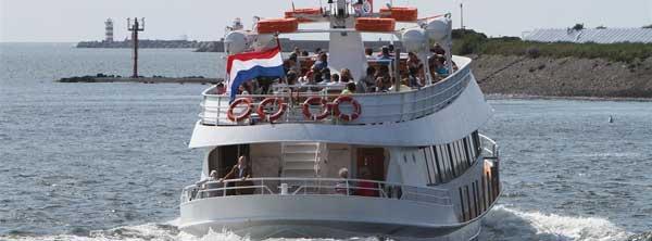 Vaartocht sluizen IJmuiden