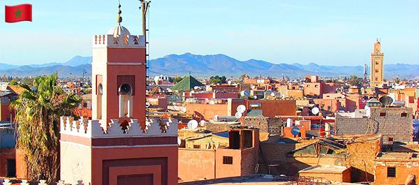 Golf au Maroc avec Tee Off Travel, votre agence de voyage golf, stages et compétitions