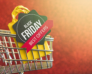 Black Friday - best offers.