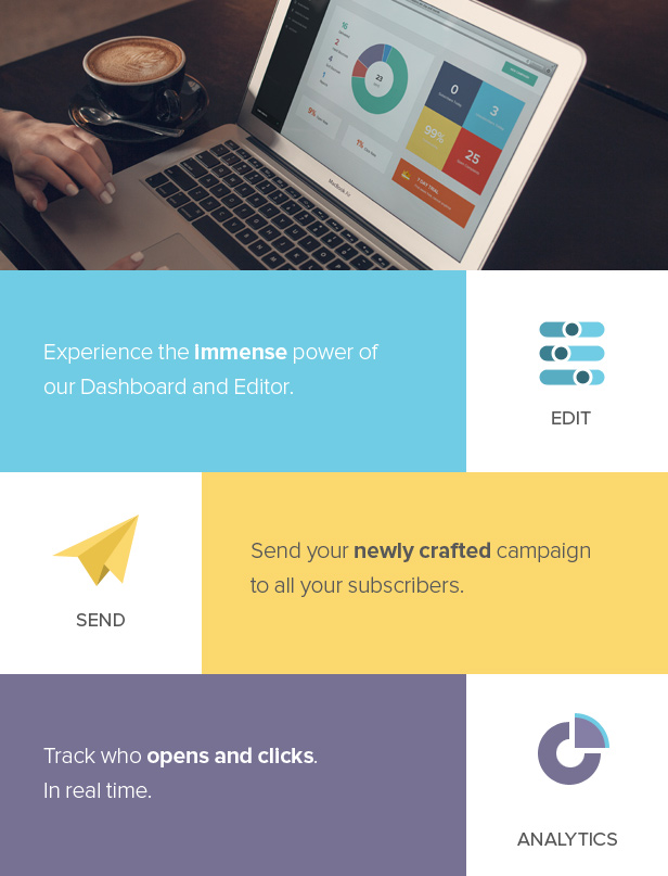 The Talk - StampReady Email Template